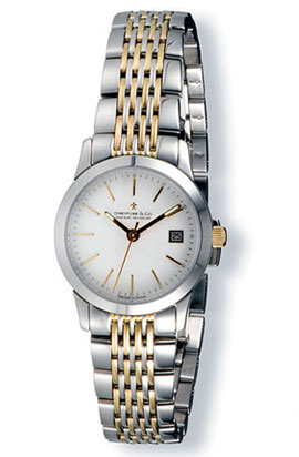 A fine mens watch available from Ian Quartermaine Jewellers Worcester