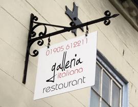 Galleria Italiana - Worcester Italian Restaurant