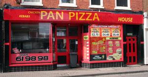 Pan Pizza