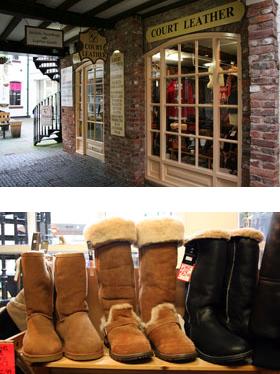Court Leather Shop