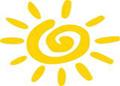 Sunny spells photoshopped