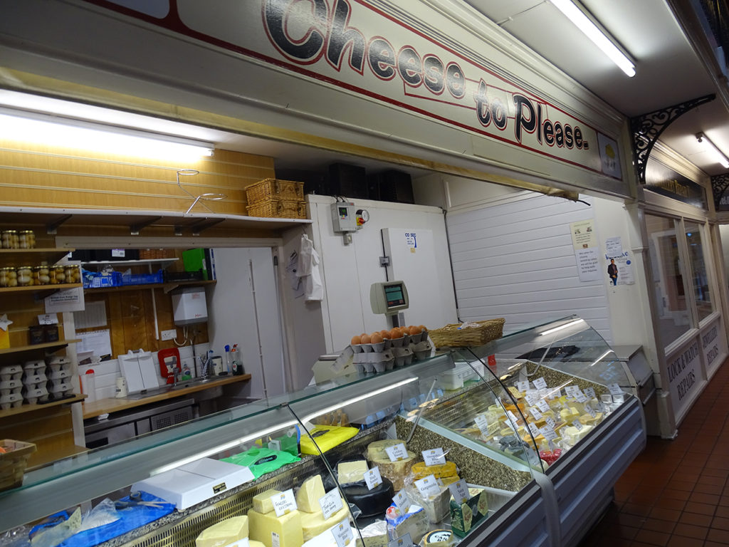 Front of cheese to please