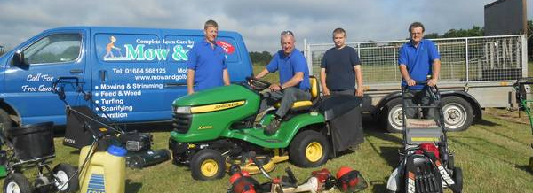 large lawn mowing service Malvern